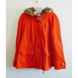 Anthropologie Daughters OTL Parka Jacket Size M